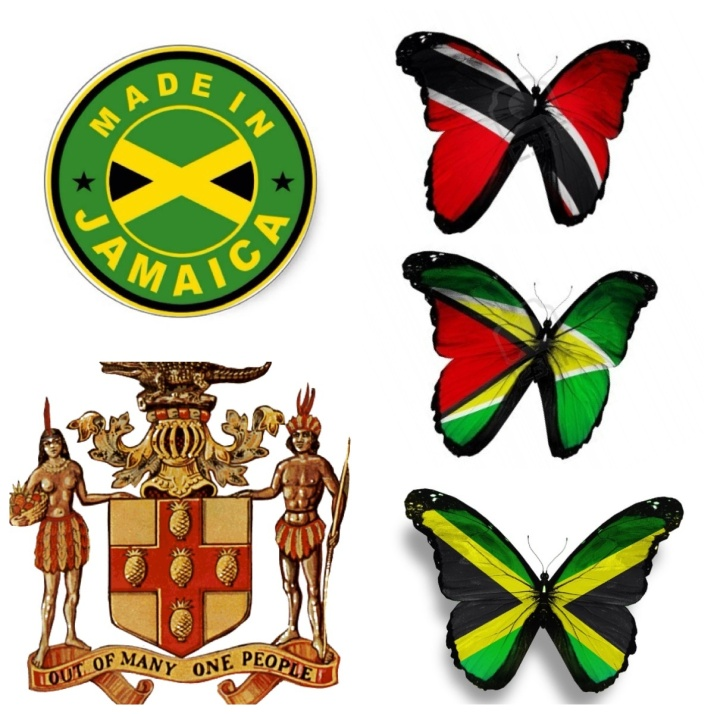 Celebrating all my Caribbean ppl! One love, one heart!